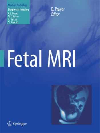 9783540732709-3540732705-Fetal MRI (Medical Radiology)