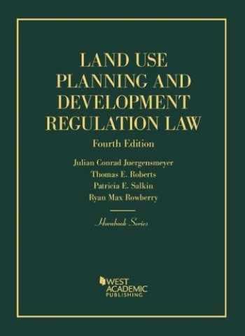 9781634593069-1634593065-Land Use Planning and Development Regulation Law (Hornbooks)