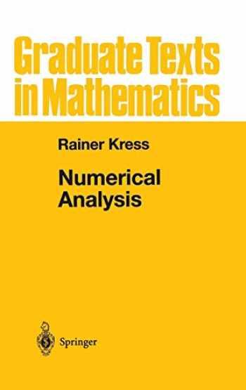 9780387984087-0387984089-Numerical Analysis (Graduate Texts in Mathematics (181))