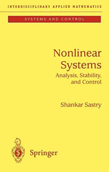 9780387985138-0387985131-Nonlinear Systems: Analysis, Stability, and Control (Interdisciplinary Applied Mathematics (10))