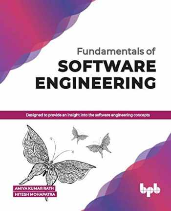 9789388511773-9388511778-Fundamentals of Software Engineering: Designed to provide an insight into the software engineering concepts (English Edition)
