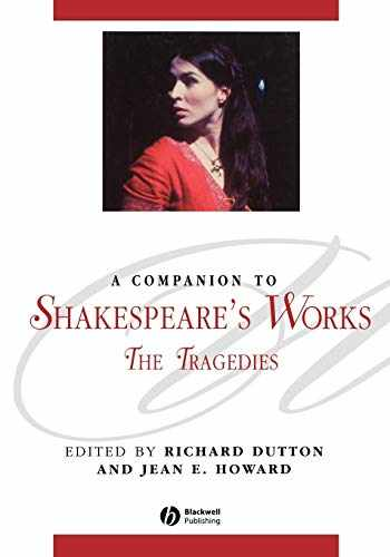 9781405136051-1405136057-A Companion to Shakespeare's Works, Volume I: The Tragedies