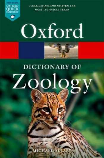 9780198845089-0198845081-Oxford Dictionary of Zoology (Oxford Quick Reference)