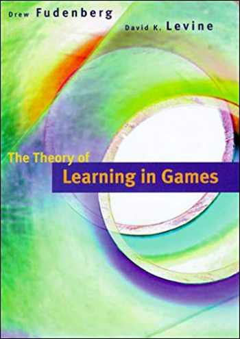 9780262529242-0262529246-The Theory of Learning in Games (Economic Learning and Social Evolution)