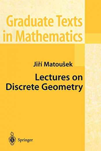 9780387953748-0387953744-Lectures on Discrete Geometry (Graduate Texts in Mathematics (212))