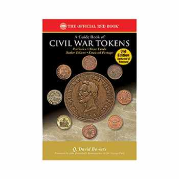 9780794846466-0794846467-A Guide Book of Civil War Tokens 3rd Edition (Whitman Publishing, Llc)