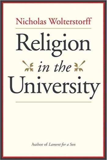 9780300243703-0300243707-Religion in the University