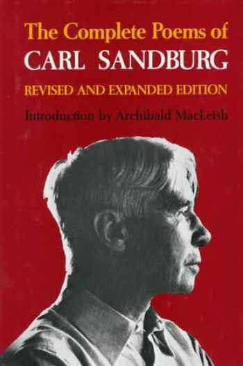 9780151207732-0151207739-The Complete Poems of Carl Sandburg: Revised and Expanded Edition