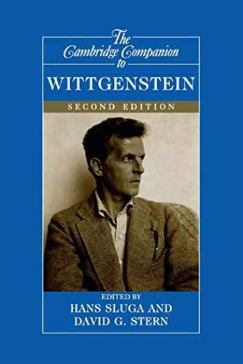 9781107545946-1107545943-The Cambridge Companion to Wittgenstein (Cambridge Companions to Philosophy)
