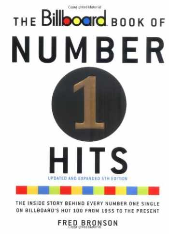 9780823076772-0823076776-The Billboard Book of Number One Hits