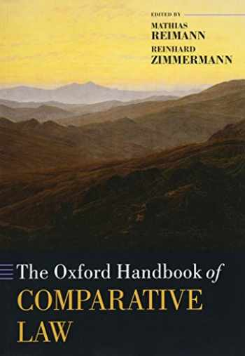 9780199535453-0199535450-The Oxford Handbook of Comparative Law (Oxford Handbooks)