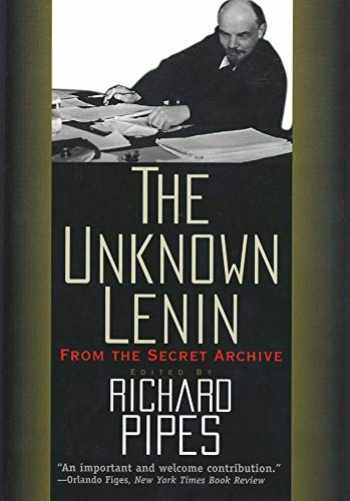 9780300076622-0300076622-The Unknown Lenin: From the Secret Archive (Annals of Communism Series)