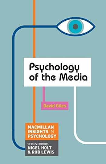 9780230249868-0230249868-Psychology of the Media (Macmillan Insights in Psychology series)