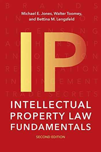 9781531013592-1531013597-Intellectual Property Law Fundamentals, Second Edition