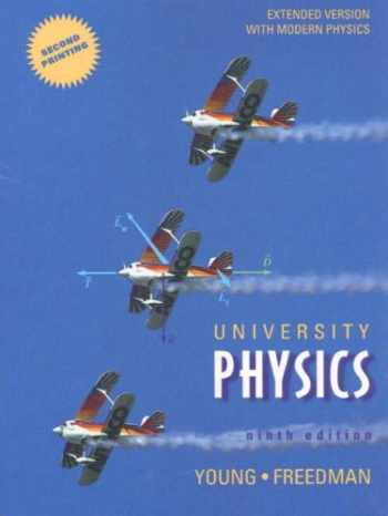 9780201571585-0201571587-University Physics Ninth Edition Second Printing Extended Version