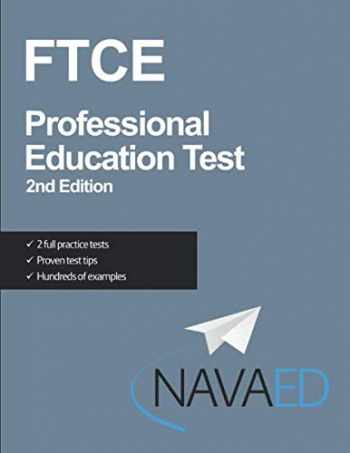 9781658697439-165869743X-FTCE Professional Education Test 2nd Edition