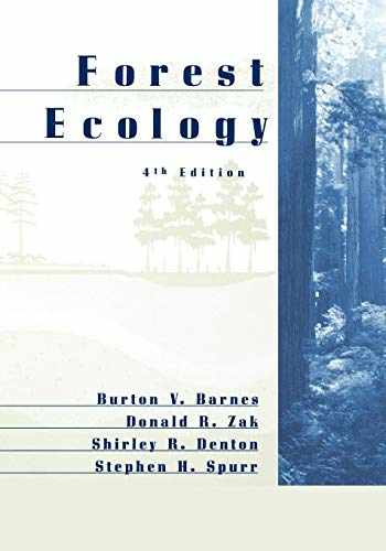 9780471308225-0471308226-Forest Ecology