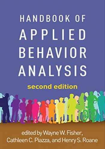 9781462543755-1462543758-Handbook of Applied Behavior Analysis, Second Edition