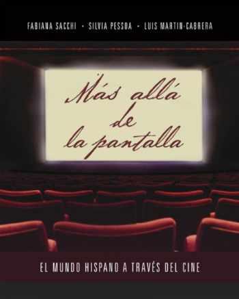 9781413010107-1413010105-Más allá de la pantalla: El mundo hispano a traves del cine (Spanish Edition)