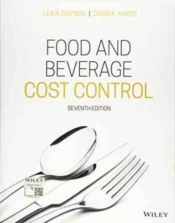 9781119524991-1119524997-Food and Beverage Cost Control