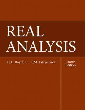 9780131437470-013143747X-Real Analysis (4th Edition)