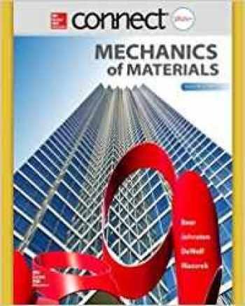 9780077625207-007762520X-MECHANICS OF MATERIALS-CONNECTPLUS
