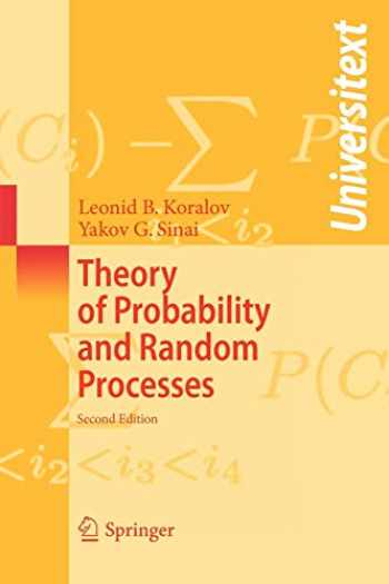 9783540254843-3540254846-Theory of Probability and Random Processes (Universitext)