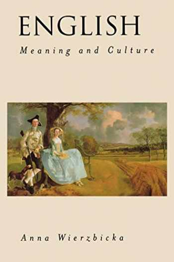 9780195174755-0195174755-English: Meaning and Culture