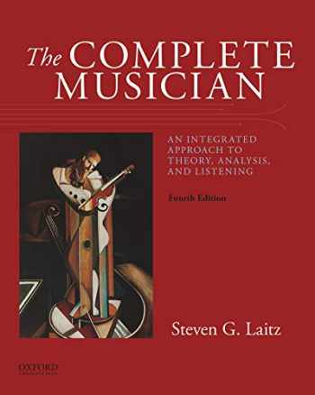 9780199347094-0199347093-The Complete Musician: An Integrated Approach to Theory, Analysis, and Listening