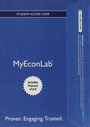 9780133860931-0133860930-MyLab Economics with Pearson eText -- Access Card -- for Macroeconomics (Myeconlab)