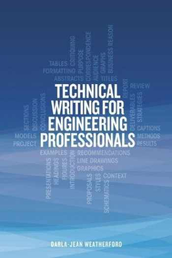 9781593703707-1593703708-Technical Writing for Engineering Professionals