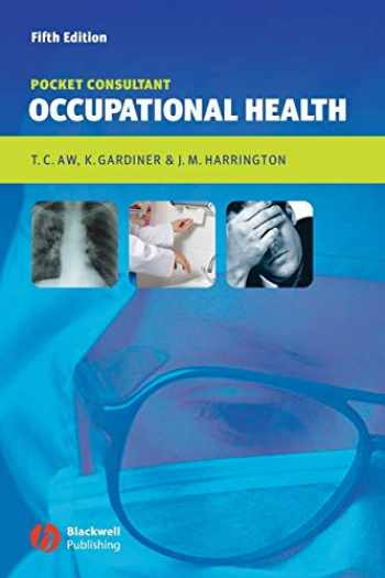 9781405122214-1405122218-Occupational Health: Pocket Consultant