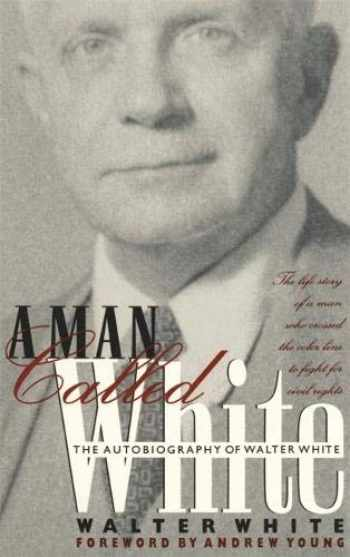 9780820316987-0820316989-A Man Called White: The Autobiography of Walter White (Brown Thrasher Books Ser.)