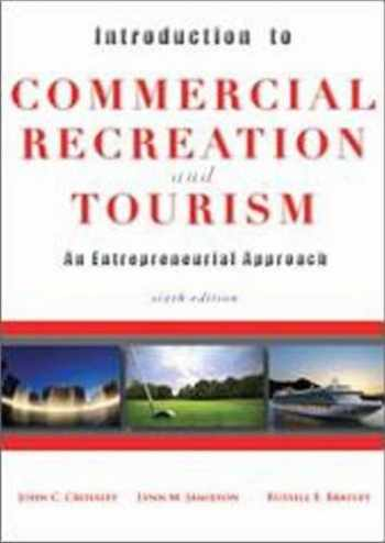 9781571676771-1571676775-Introduction to Commercial Recreation and Tourism