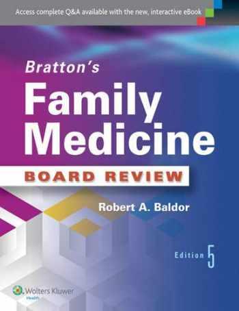 9781451190786-1451190786-Bratton's Family Medicine Board Review