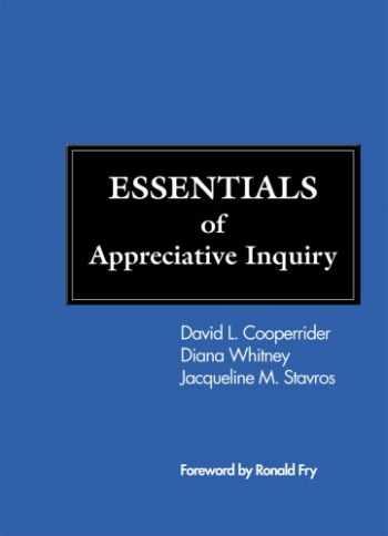 9781933403205-1933403209-ESSENTIALS of Appreciative Inquiry