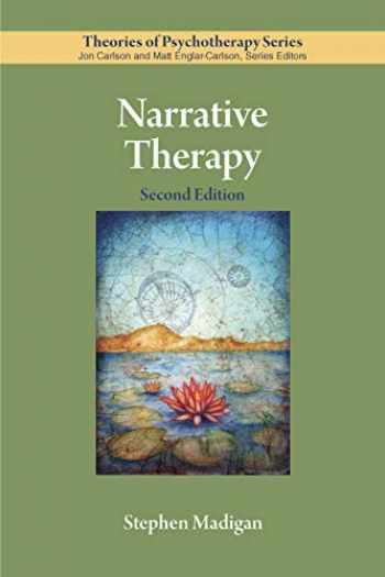 9781433829864-143382986X-Narrative Therapy (Theories of Psychotherapy Series®)