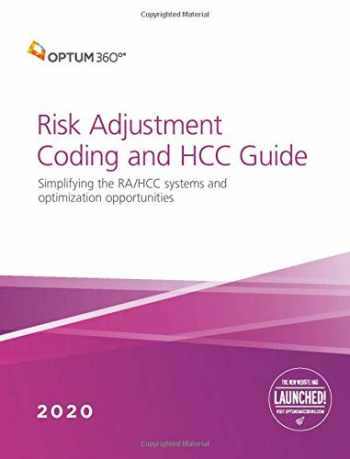 9781622546534-1622546539-Risk Adjustment Coding and HCC Guide 2020
