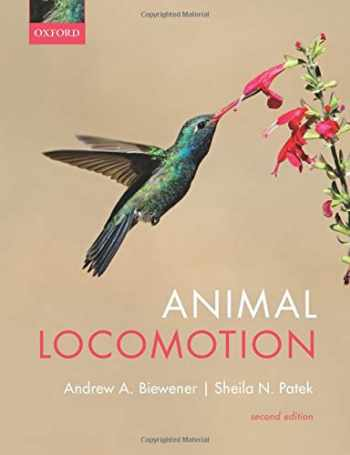 9780198743163-0198743165-Animal Locomotion (C Oabs T Oxford Animal Biology)