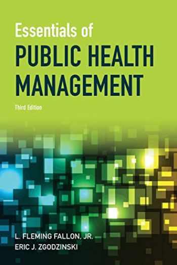 9781449618964-1449618960-Essentials of Public Health Management