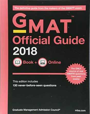 9781119387473-1119387477-GMAT Official Guide 2018: Book + Online