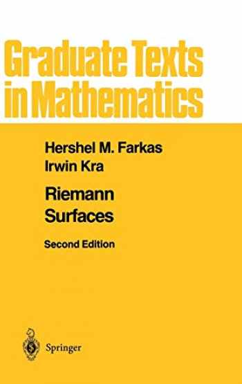 9780387977034-0387977031-Riemann Surfaces (Graduate Texts in Mathematics (71))