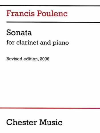 9781846093968-1846093961-Sonata for Clarinet and Piano: Revised Edition, 2006 (CLARINETTE)