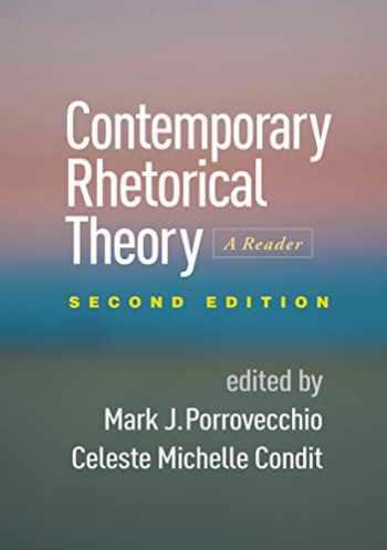 9781462526581-1462526586-Contemporary Rhetorical Theory, Second Edition: A Reader