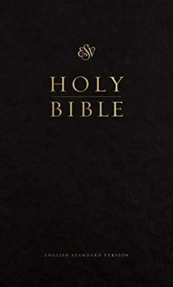 9781433563430-1433563436-ESV Pew Bible (Black)