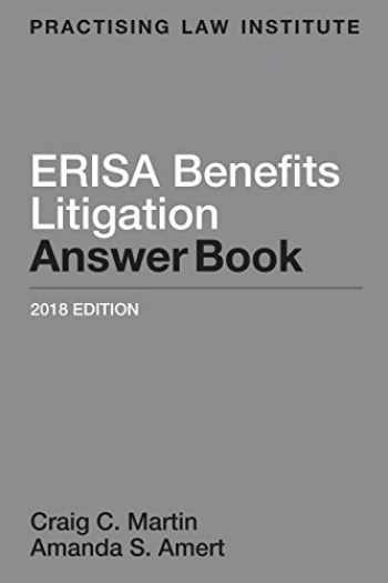 9781402428494-1402428499-ERISA Benefits Litigation Answer Book 2018