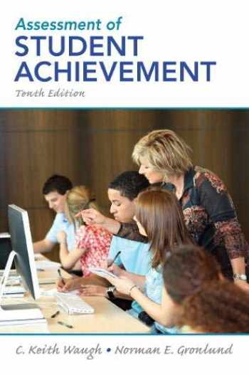 9780132689632-0132689634-Assessment of Student Achievement