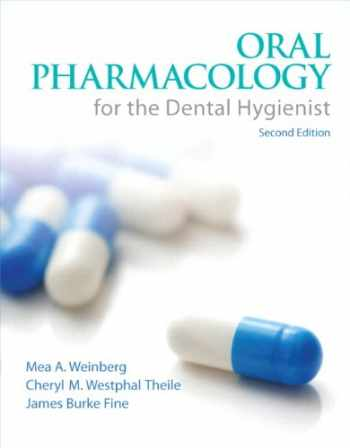 9780132559928-0132559927-Oral Pharmacology for the Dental Hygienist (2nd Edition)