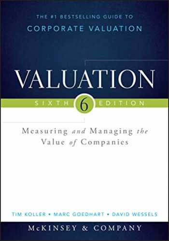 9781118873700-111887370X-Valuation: Measuring and Managing the Value of Companies (Wiley Finance)