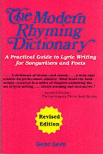 9780895243171-0895243172-The Modern Rhyming Dictionar